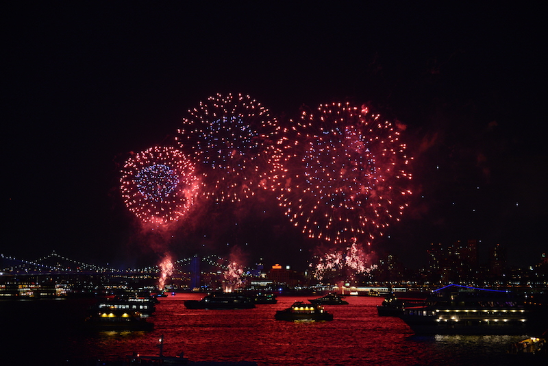 Why You Should Celebrate Fourth of July on an NYC Cruise
