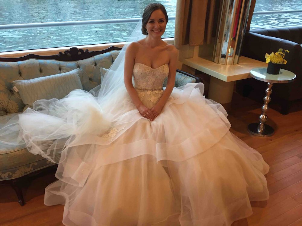 Why you should consider a Yacht Wedding