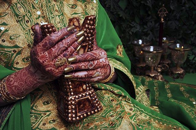 Wedding Henna Designs