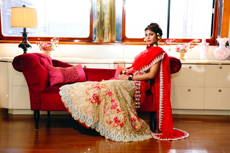 Reuse, Recycle: Creative Ways to Reuse Your Bridal Lehenga