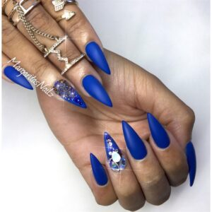 showstopper blue nails