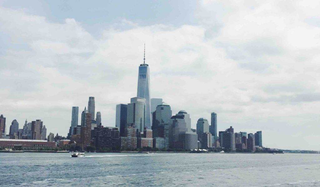 Spots in NYC for the best Skyline Views