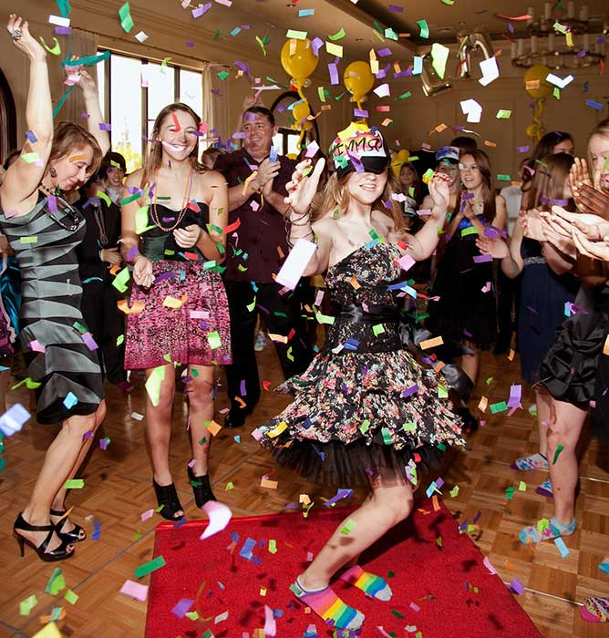 How to Plan the Perfect Bat or Bar Mitzvah