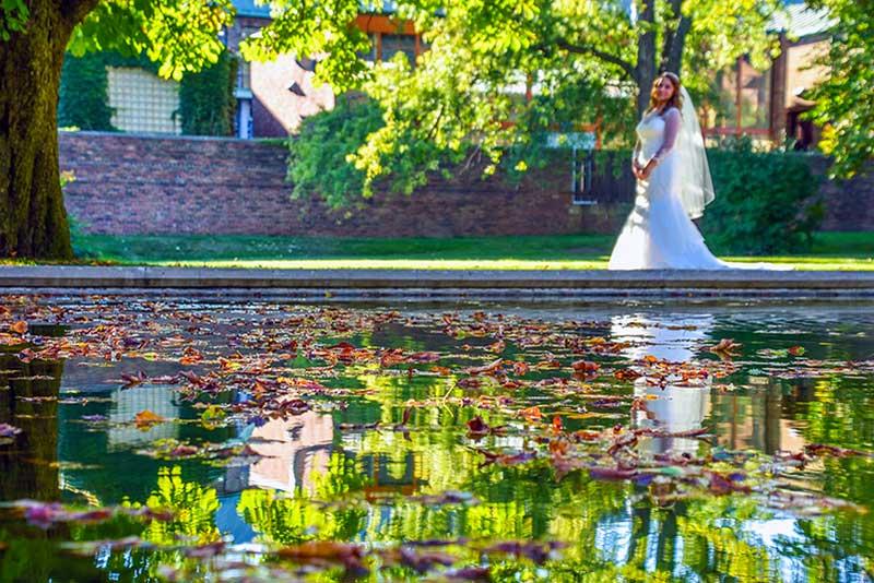 Eight Reasons to Choose an Autumn Wedding